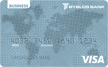 Visa Business Card