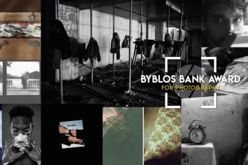 Meet the 10 finalists of the 2018 Byblos Bank Award for Photography