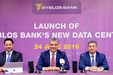 Byblos Bank Inaugurates Its New Data Center